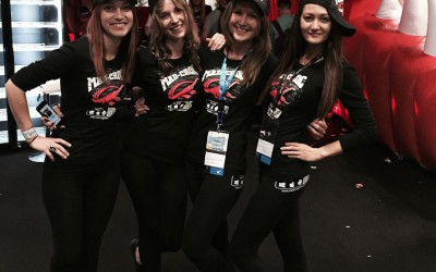 Mad-Croc gamescom Promo Girls
