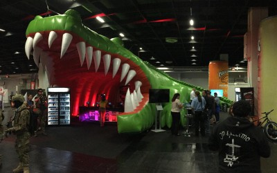gamescom Mad-Croc stand 06.08.2015 (2)